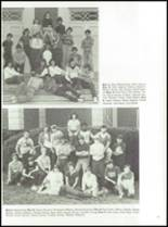 1984 York Central High School Yearbook Page 54 & 55