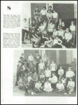 1984 York Central High School Yearbook Page 56 & 57