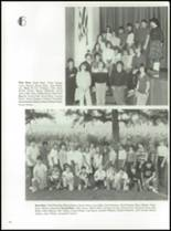 1984 York Central High School Yearbook Page 62 & 63