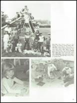1984 York Central High School Yearbook Page 72 & 73