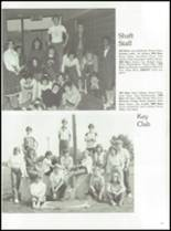 1984 York Central High School Yearbook Page 80 & 81
