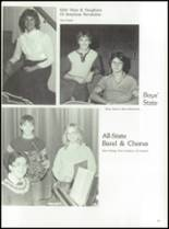 1984 York Central High School Yearbook Page 86 & 87