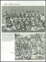 1984 York Central High School Yearbook Page 92 & 93