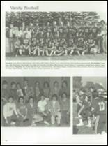 1984 York Central High School Yearbook Page 94 & 95