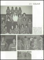 1984 York Central High School Yearbook Page 98 & 99