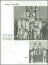 1984 York Central High School Yearbook Page 100 & 101