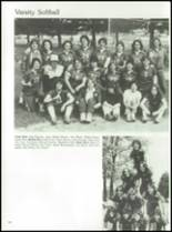 1984 York Central High School Yearbook Page 110 & 111