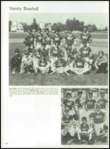 1984 York Central High School Yearbook Page 112 & 113
