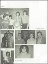 1984 York Central High School Yearbook Page 116 & 117