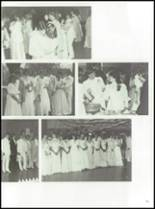 1984 York Central High School Yearbook Page 118 & 119