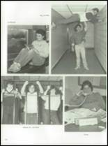 1984 York Central High School Yearbook Page 122 & 123
