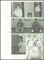 1984 York Central High School Yearbook Page 130 & 131