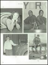1984 York Central High School Yearbook Page 132 & 133