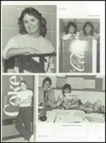 1984 York Central High School Yearbook Page 134 & 135