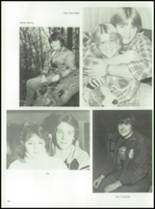1984 York Central High School Yearbook Page 136 & 137