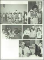 1984 York Central High School Yearbook Page 156 & 157