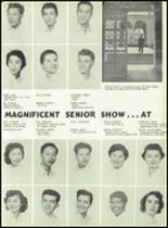 1957 Galileo High School Yearbook Page 16 & 17