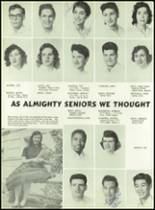 1957 Galileo High School Yearbook Page 20 & 21