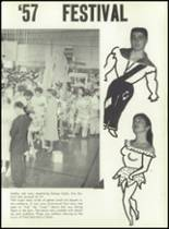 1957 Galileo High School Yearbook Page 32 & 33