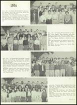 1957 Galileo High School Yearbook Page 48 & 49