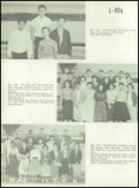 1957 Galileo High School Yearbook Page 50 & 51