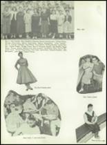 1957 Galileo High School Yearbook Page 52 & 53