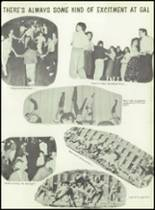 1957 Galileo High School Yearbook Page 62 & 63