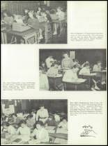 1957 Galileo High School Yearbook Page 66 & 67