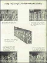 1957 Galileo High School Yearbook Page 72 & 73