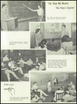 1957 Galileo High School Yearbook Page 74 & 75