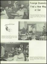 1957 Galileo High School Yearbook Page 76 & 77