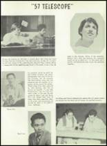1957 Galileo High School Yearbook Page 78 & 79