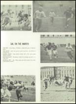1957 Galileo High School Yearbook Page 82 & 83