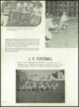 1957 Galileo High School Yearbook Page 84 & 85