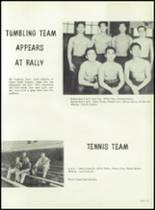 1957 Galileo High School Yearbook Page 88 & 89