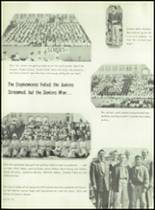 1957 Galileo High School Yearbook Page 98 & 99