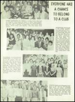 1957 Galileo High School Yearbook Page 106 & 107