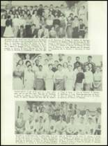 1957 Galileo High School Yearbook Page 108 & 109