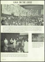 1957 Galileo High School Yearbook Page 110 & 111