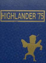 1975 Yearbook Highland High School