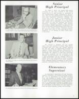 1961 Ligonier Valley High School Yearbook Page 12 & 13