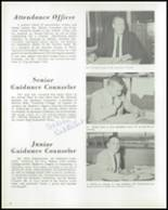 1961 Ligonier Valley High School Yearbook Page 14 & 15