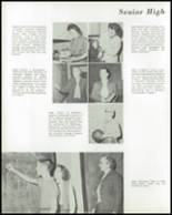 1961 Ligonier Valley High School Yearbook Page 18 & 19