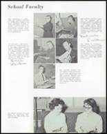 1961 Ligonier Valley High School Yearbook Page 20 & 21