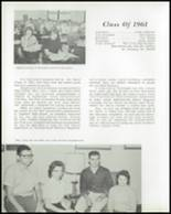 1961 Ligonier Valley High School Yearbook Page 24 & 25