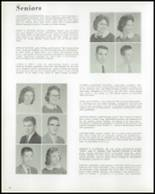 1961 Ligonier Valley High School Yearbook Page 30 & 31