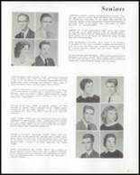 1961 Ligonier Valley High School Yearbook Page 34 & 35