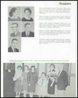 1961 Ligonier Valley High School Yearbook Page 36 & 37