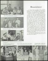 1961 Ligonier Valley High School Yearbook Page 52 & 53