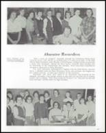 1961 Ligonier Valley High School Yearbook Page 66 & 67